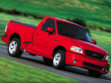 1999 2000 and 2001 Ford F 150 Lightning FAQ