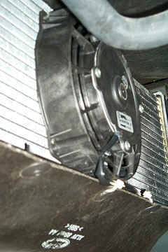 Spal 6 5 Electric Fan Install For 1999 Ford Lightning
