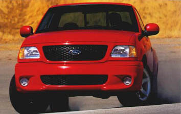 Ford Lightning Specs >> 1999, 2000 and 2001 Ford F-150 Lightning FAQ